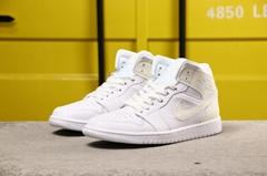 Air jordan 1 off -white jordan 1 retro sneakers      sport shoes basketball shoe