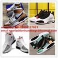 OFF-WHITE Nike Air Jordan Shoe AJ 1 3 4 5 6 7 9 11 12 13 Retro Basketball Shoes