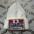 DSQ cotton cap-chong Dsq icon hats Knitted hat Beanie wool winter Cap 7