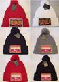 DSQ cotton cap-chong Dsq icon hats Knitted hat Beanie wool winter Cap 8
