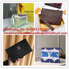 Louis Vuitton Damier Cowhide-leather LV cluth LV bags women purse