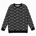 mens sweater    wolly    swesters wollen Monogram hoodies 5