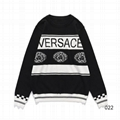 women sweaters         sweater wool knitting coat with zipper 13