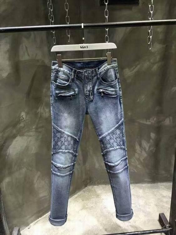 balmain jeans top 1:1 quality long jeans and short jeans men and women