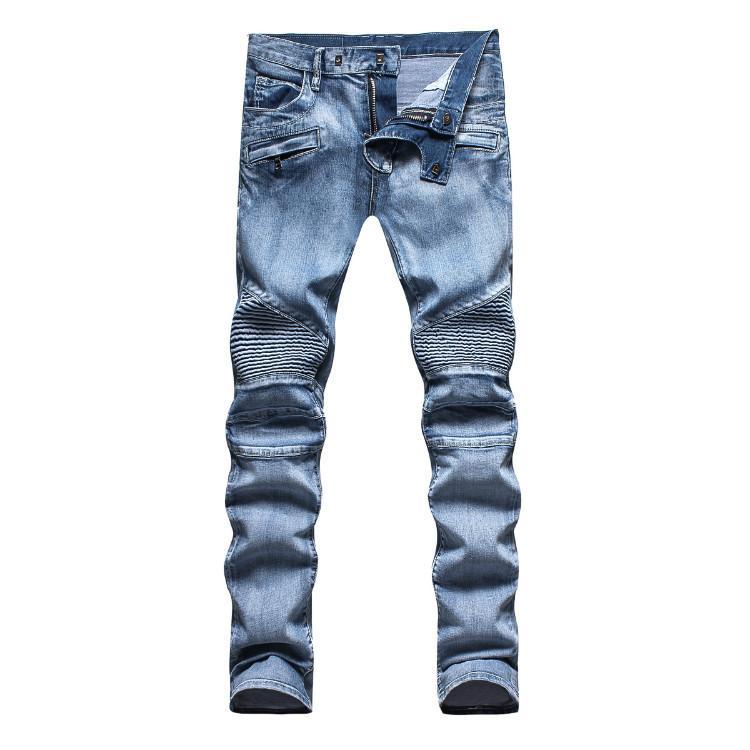 Balmain jeans denim women jeans skinny fit  balmain jeans men pants 4