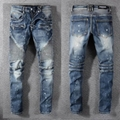 Balmain jeans denim women jeans skinny fit  balmain jeans men pants 8
