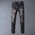 Balmain jeans denim women jeans skinny fit  balmain jeans men pants 10