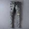 Balmain jeans denim women jeans skinny fit  balmain jeans men pants 12
