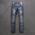 Balmain jeans denim women jeans skinny fit  balmain jeans men pants 13