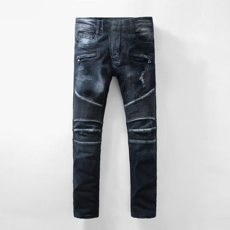 Balmain jeans denim women jeans skinny fit  balmain jeans men pants 16