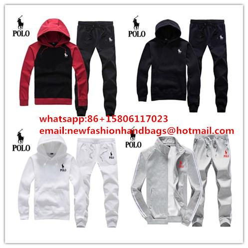 men hoody polo pullovers polo outlet jogging suits