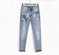 jeans denim men jeans slim fit     jeans men pants 4