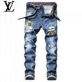 jeans denim men jeans slim fit     jeans men pants 11