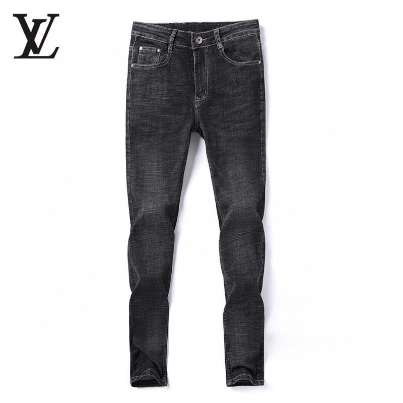 jeans denim men jeans slim fit     jeans men pants 14