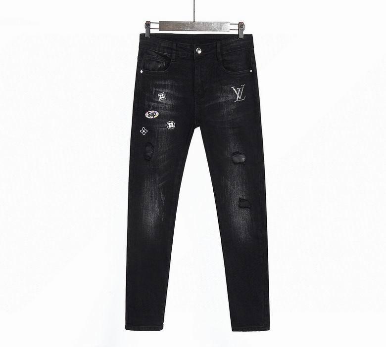 jeans denim men jeans slim fit     jeans men pants 15