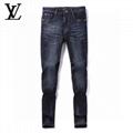 jeans denim men jeans slim fit     jeans men pants 17