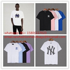NY short shirts  T-shirt , MLB t shirt shirts  cotton  shirts women shirt