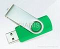 USB3.0 flash drive USB pendrive Swivel U