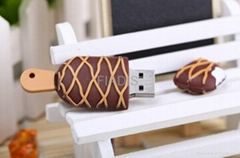 Offer Ice Cream USB flash drive Genuine 8GB USB pendrive USB memory