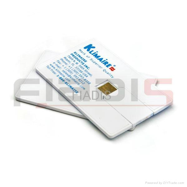 USB Credit Card Genuine 8GB USB flash drive USB pendrive U disk 2