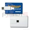 USB Credit Card Genuine 8GB USB flash drive USB pendrive U disk 3