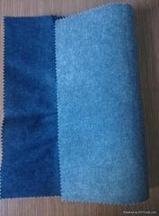 fire resistant  FR denim fabrics for