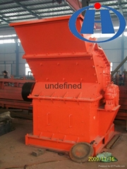 High efficient fine impact crusher with ISO CE approved and good price