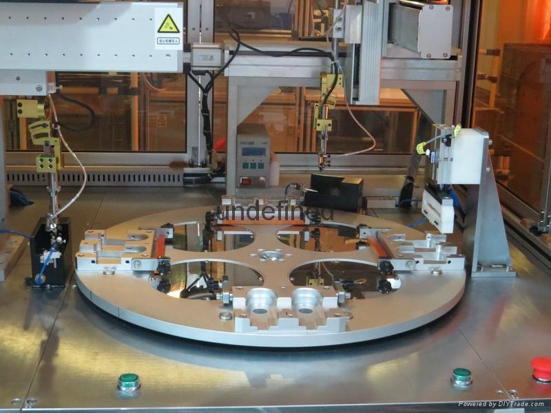 高智能化焊錫機器人 2