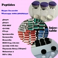 Injectable Hormone Peptide Cjc-1295 with Dac Cjc-1295 No Da Free Resending