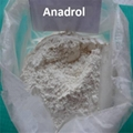 Oxymetholone/Anadrol High Purity Steroids CAS 434-07-1 for Muscle Growth