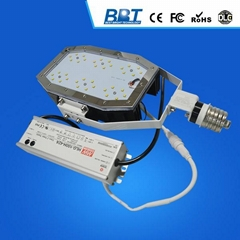 50000h lifespan replacement LED retrofit kits for outdoor use HLG MW driver