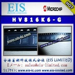HV816K6-G - Microchip - IC LED DRIVER HI VOLT 16QFN