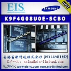 K9F4G08U0E - SCBO - SAMSUNG - FLASH MEMORY