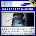 K6X1008C2D-GF55 - SAMSUNG - 128Kx8 bit Low Power CMOS Static RAM 1
