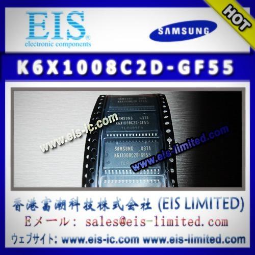 K6X1008C2D-GF55 - SAMSUNG - 128Kx8 bit Low Power CMOS Static RAM 4