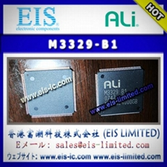 M3329-B1 - ALI - PWM STEP-UP DC/DC CONVERTER WITH VOLTAGE REGULATOR AND DETECTOR