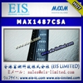 MAX1487CSA - MAXIM -  Low-Power,