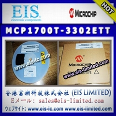 MCP1700T-3302ETT - MICROCHIP - Low Quiescent Current LDO