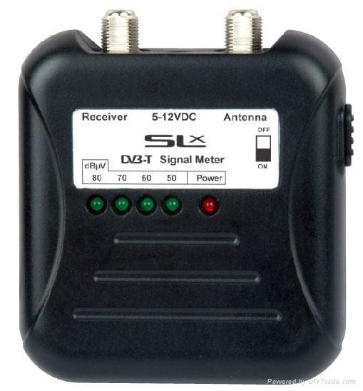 Digital TV Signal Meter for satellite  1