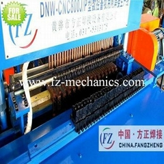 Canary bird cage mesh welding machine (Alibaba China)