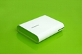 8000mAh Lithium Polymer Portable Mobile Power Bank for Mobile Phone