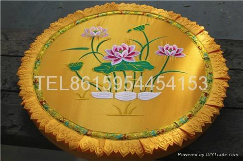 lotus zafu  epe futon  prostration mat  Worshipping mat Buddhism Item  meditatio 1