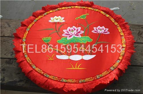 lotus zafu  epe futon  prostration mat  Worshipping mat Buddhism Item  meditatio 2