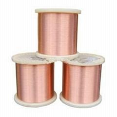 CCA Wire Copper clad aluminum wire