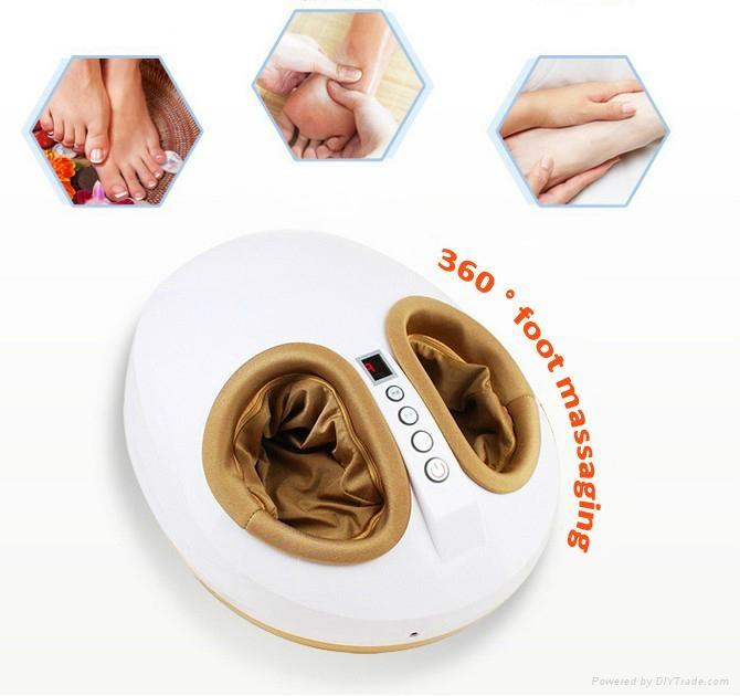 Holistic foot massager 4