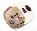 Automatic electric foot massager