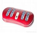 Roller foot sole massager