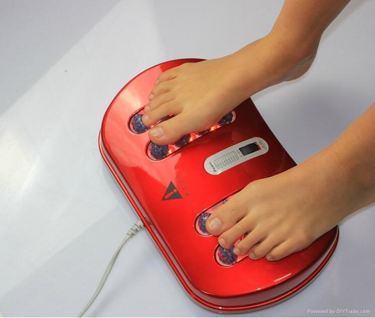 Roller foot sole massager  2