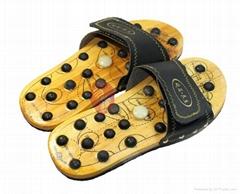 Bian Stone foot massaging shoes