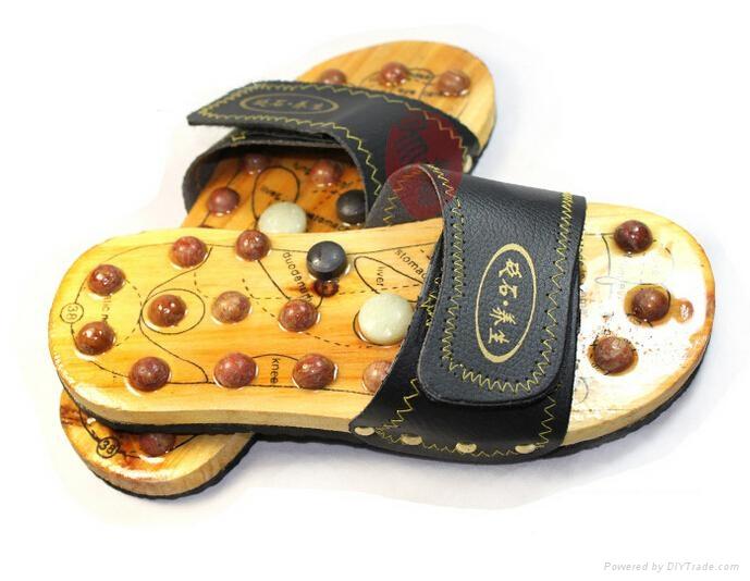 Bian Stone foot massaging shoes 4